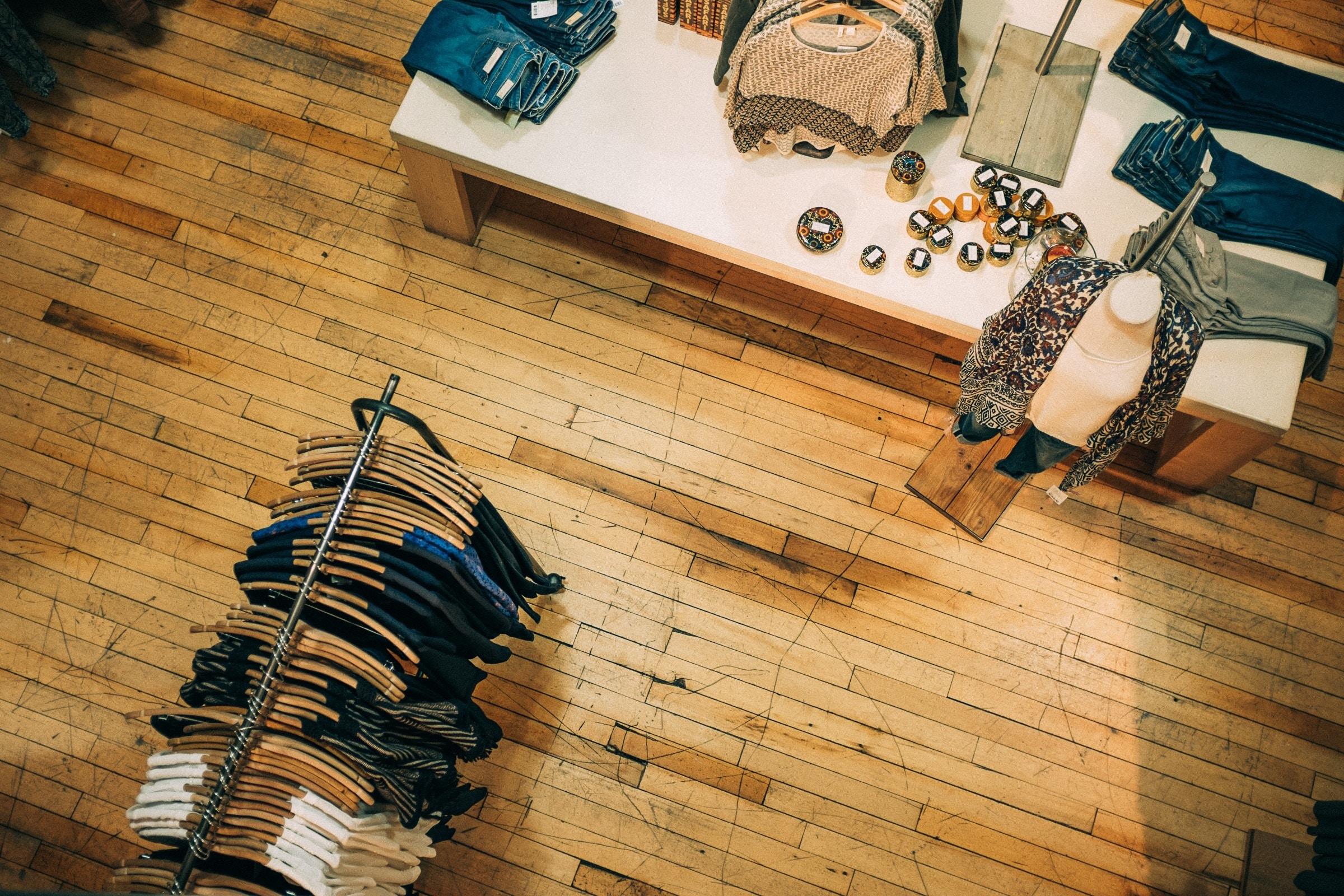 Giyim Mağazası için E-Ticaret