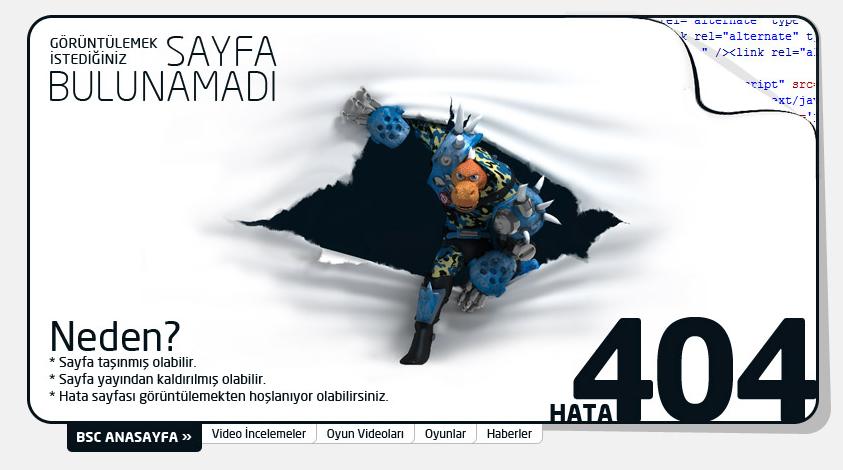 404-sayfa-tasarimi