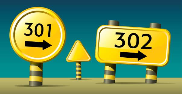 301 ve 302 Yönlendirmeleri Nelerdir? E-ticaret Siteleri Hangi Durumlarda Geçici veya Kalıcı Yönlendirme Yapmalıdır?